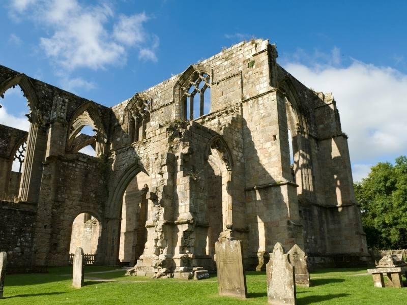 Bolton Abbey/Priory.