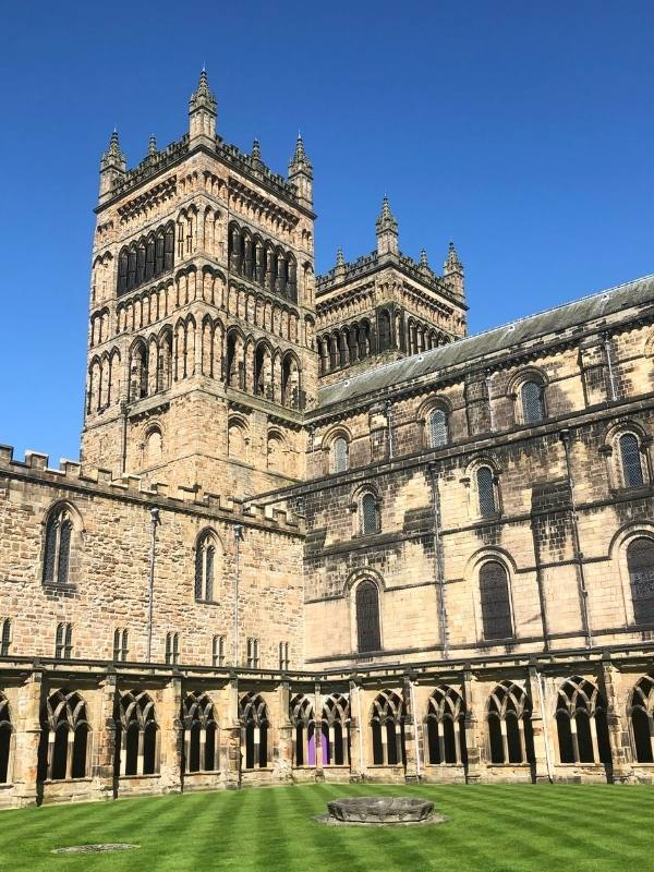 Durham Cathedral as featured in Durham Travel Guide.