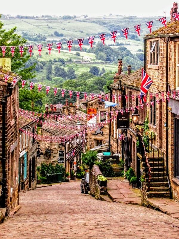 Haworth one of the best Yorkshire day trips for any Bronte sisters fan.