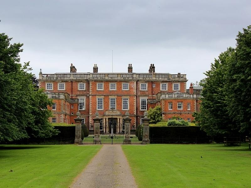 Newby Hall one of the best Yorkshire day trips for your itinerary.