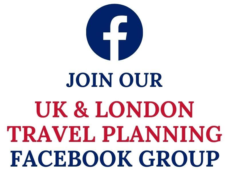 UK & London Travel Planning Facebook Group.