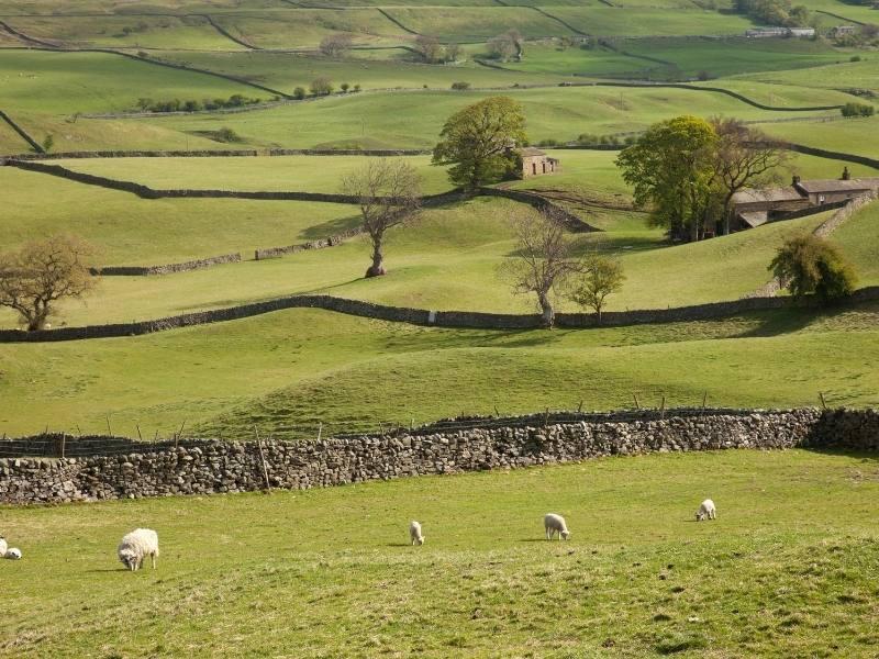 Yorkshire valley.