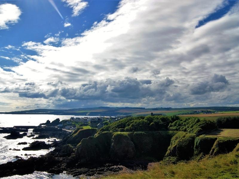 St Abbs Head National Nature Reserve.