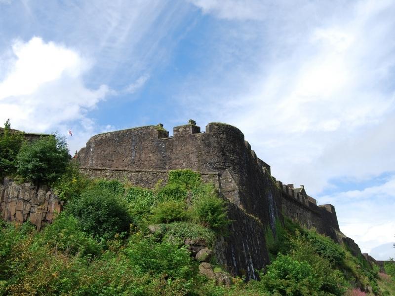 Stirling Castle.