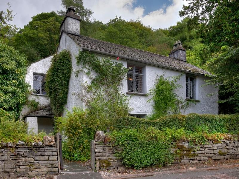 Dove Cottage  in the Lake District.